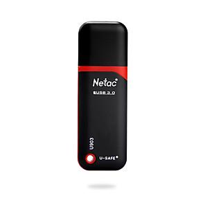 ieftine Decorațiuni Mobil-Netac 32GB Flash Drive USB usb disc USB 3.0 Carcasă de plastic În Formă de Cub Rezistent la Apă / Encriptat / Rezistent la Șoc U903