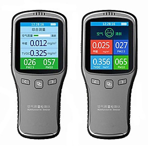 billige Digitale Multimetre & Oscilloskoper-OEM WP6912T Gaslækningsdetektor Trådløs