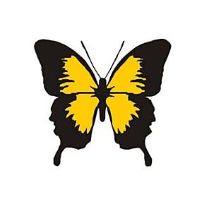 abordables Carrosserie Décoration & Protection-Rose dragée / Jaune Autocollant pour auto Dessin Animé / Sportif / Le style mignon Autocollants de porte / Autocollants de queue de voiture Animal / Bande dessinée Autocollants