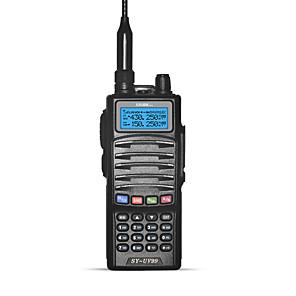 povoljno Zidni ukrasi-helida ručni generatori walkie-talkie comunicador profesionalni primopredajnik 5w sy-uv99 vhf uhf band 136-174 / 400-520 mhz