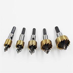 ieftine Îngrijire Unghii-5 pcs Mașină de Găurit Convenabil Ușor de asamblat Factory OEM 16mm-30mm(5PC) Potriviți pentru perforațiile electrice Potriviți și altor scule electrice