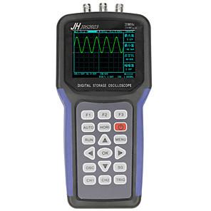 povoljno Samsung oprema-jds2023 digitalno pohranjivanje ručni osciloskop 1 kanal 20mhz osciloskop ac / dc ulazni spoj s funkcijom generatora signala