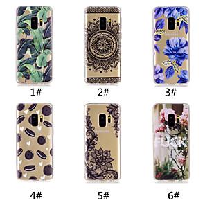 Kılıf Na Samsung Galaxy S9 / S9 Plus / S8 Plus Wzór Osłona tylna Jedzenie / Napis / Zdanie / Koronka Printing Miękka TPU