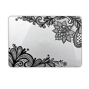 "povoljno MacBook Air 13"" maske-macbook case ulje na platnu cvijet pvc za jabuka macbook air pro retina 11 12 13 15 poklopac laptopa za MacBook novi pro 13,3 15 inčni sa dodirnom trakom"