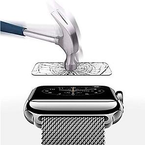 povoljno Zaštitne folije za Huawei-Screen Protector Za Apple Watch Series 4 / Apple Watch Series 3/2/1 Kaljeno staklo Ultra tanko 1 kom.