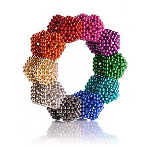 ieftine Jucării cu Magnet-216 pcs Jucării Magnet Jucărie magnetică bile magnetice Jucării Magnet Super Strong pământuri rare magneți Puzzle cub Stres și anxietate relief Focus Toy Birouri pentru birou Ameliorează ADD, ADHD