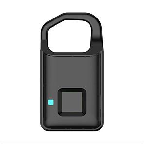 ieftine Părți Motociclete & ATV-aliaj de zinc Lacăt de amprente Smart Home Security Sistem Amprentarea amprentei digitale / Indicator de baterie scăzută Acasă / Acasă / Birou / Dormitor Altele / Ușă de securitate / Ușa de lemn