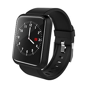 ieftine Walkie Talkies-Sport3 Bărbați Uita-te inteligent Android iOS Bluetooth Smart Sporturi Rezistent la apă Monitor Ritm Cardiac Măsurare Tensiune Arterială Cronometru Pedometru Reamintire Apel Monitor de Activitate