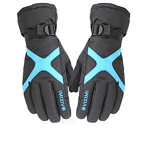 povoljno Motociklističke rukavice-Cijeli prst Uniseks Moto rukavice Pamuk Vodootporno / Ugrijati / Otporno na nošenje