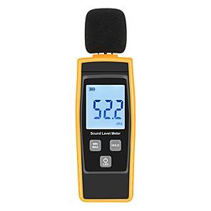ieftine Testere & Detectoare-rz sunet digital contor db metri tester de zgomot în decibeli lcd ecran rz1359