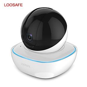 ieftine Camere IP-LOOSAFE F2-720 2 mp Camera IP Interior A sustine / Wireless / Bullet Shape / Premium  / Alimentează și pornește