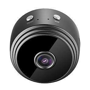ieftine CCTV Cameras-HQCAM HDMINICAM APP 25fps Wireless Camera P2P IP Mini Cam WIFI Camera 1080P Night Vision Motion Detection 2 mp Camera IP Interior A sustine 64 GB / CMOS / 50 / 60 / iPhone OS / Android