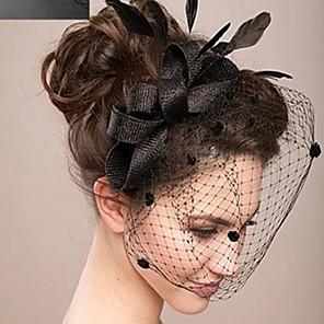 ieftine Bijuterii de Păr-Pentru femei Cute Stil Material Textil Mată