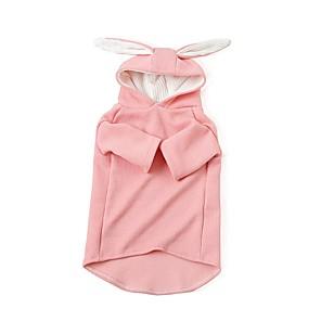 ieftine Imbracaminte & Accesorii Căței-Câini Haine Hanorca Îmbrăcăminte Câini Roz Gri Costume Corgi Beagle Bulldog Material Textil Mată Caracter Animal Sweet Style XS S M L XL XXL