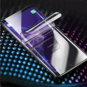 ieftine Faruri de Mașină-Samsung GalaxyScreen ProtectorS9 High Definition (HD) Ecran Protecție Față 1 piesă TPU Hidrogel