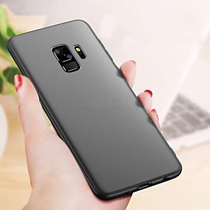 Недорогие Чехлы и кейсы для Galaxy A3-Кейс для Назначение SSamsung Galaxy A6+ (2018) / A8 2018 / A8+ 2018 Ультратонкий / Матовое Кейс на заднюю панель Однотонный Мягкий ТПУ