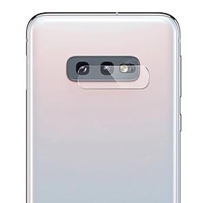 ieftine Faruri de Mașină-Samsung GalaxyScreen ProtectorGalaxy S10 E High Definition (HD) Protecția obiectivului camerei 1 piesă Sticlă securizată