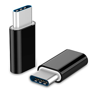 ieftine Audio & Video-LIFETONE 1 USB 3.1 tip C Micro USB 3.0 Bărbați-Damă 1080P 5.0 Gbps 0,05M (0.15Ft)