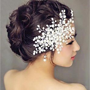 ieftine Bijuterii de Păr-Pentru femei Cute Stil Imitație de Perle Aliaj Mată