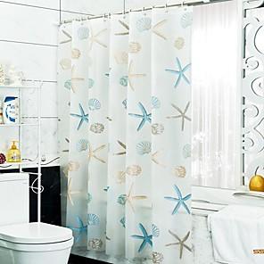 ieftine Gadget Baie-perdele de duș baie modernă impermeabilă peva
