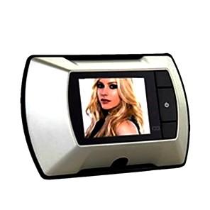 billige USB-kabler-GW601A-3A Trådløs ≤3 inch Håndfri 240*320 Pixel en til en video Dørtelefonen
