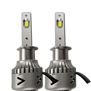 ieftine Faruri de Mașină-OTOLAMPARA 2pcs H1 Mașină Becuri 55 W LED Performanță Mare 6200 lm 2 LED Frontală Pentru Volkswagen / Ford Focus / Tiguan / Golf 2019