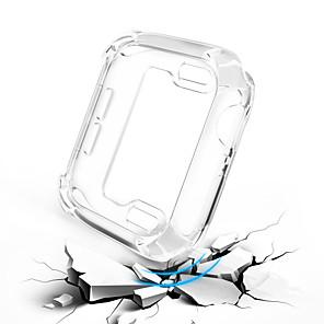 hesapli Smartwatch Kılıfları-Apple Watch Serisi 5 İçin Kılıflar / Apple Watch Serisi 4 TPU Uyumluluk Apple
