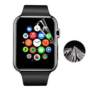 Недорогие Одежда и аксессуары для собак-Защитная плёнка для экрана Назначение Apple Watch Series 4 PET HD / Ультратонкий 1 ед.