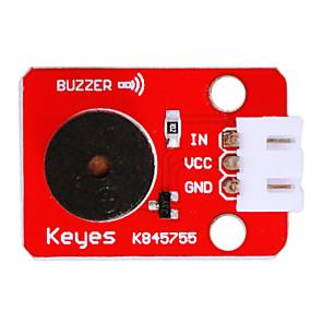 ieftine Accesorii-ky0043 terminal buzzer pasiv (roșu) alb, cu fir de 3 pini dupont