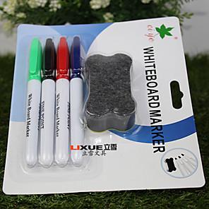 ieftine Instrumente Scris & Desen-Carcasă de plastic Curcubeu 1 Bucată Pix colorant de apă 20*18*1 cm