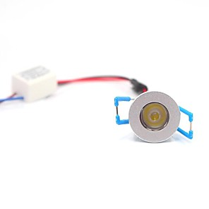 ieftine Proiectoare LED-ONDENN 1 buc 3 W Proiectoare LED Creative / Intensitate Luminoasă Reglabilă / Model nou Alb Cald / Alb Rece / Roșu 220-240 V / 110-120 V Curte / Grădină 1 LED-uri de margele