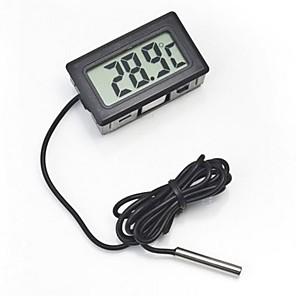 ieftine Încălzitoare & Termometre pentru Acvariu-Acvariile și rezervoarele Termometre Plastic Electronic / Electric Baterie