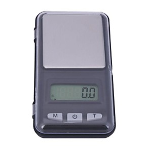 ieftine Ghidon & Mânere & Suport-500g/0.1 High Definition Portabil Auto Off Scala bijuterii digitale Pentru Birou și Catedră Viata acasa Bucătărie zilnic