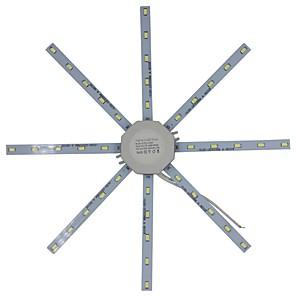 ieftine Becuri LED Plafon-1set 20 W * 40 LED-uri de margele Model nou Plafonieră Lumini Panel Alb Cald Alb Rece 220 V Dormitor Baie
