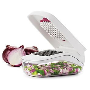ieftine Gadget Baie-legume slicers alimente chopper tăietor multifuncțional fructe dicer cartof morcov tocator durabile unelte de bucătărie