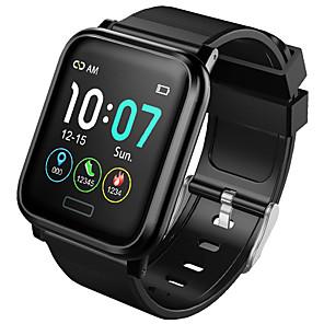 povoljno Pametni satovi-B1 Muškarci Smart Satovi Android iOS Bluetooth Vodootporno Ekran na dodir Heart Rate Monitor Mjerenje krvnog tlaka Sportske Štoperica Brojač koraka Podsjetnik za pozive Mjerač aktivnosti Mjerač sna