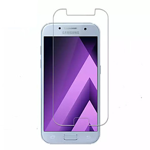 Недорогие Защитные плёнки для экранов Samsung-Samsung GalaxyScreen ProtectorA5 (2017) HD Защитная пленка для экрана 1 ед. Закаленное стекло