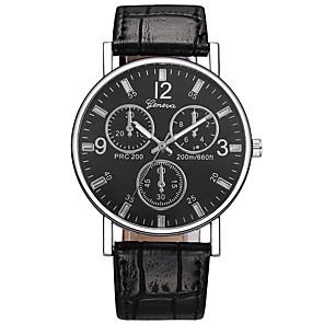 ieftine Cuarț ceasuri-Bărbați Ceas Elegant Aviation Watch Quartz Piele Negru / Maro Ceas Casual Analog Modă minimalist Aristo - Maro Albastru Negru / Alb Un an Durată de Viaţă Baterie / Oțel inoxidabil