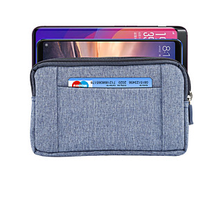 Недорогие Универсальные чехлы и сумочки-5/6 дюймовый чехол для универсальной карты-держателя для талии