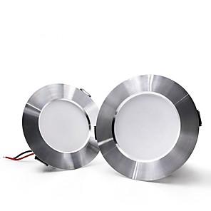 ieftine Becuri LED Încastrate-5pcs 15 W 95 lm 24 LED-uri de margele Lumini Recessed Plafonieră 220-240 V Rezidențial Acasă / Birou Living / Dinning