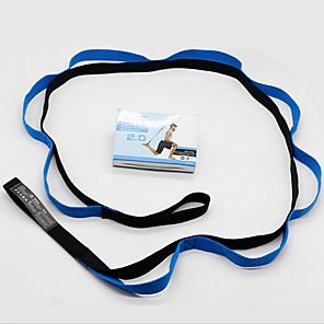 ieftine Benzi Exerciții-Benzi de Rezistenta 1 pcs Sport Amestec poli / bumbac Păr Toyokalon Yoga Fitness A face exerciţii fizice Antigravitate ultra puternică Antrenament de rezistenta Pentru Unisex Talie Picior mâini