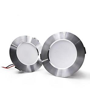 ieftine Becuri LED Încastrate-5pcs 3 W 95 lm 6 LED-uri de margele Lumini Recessed Plafonieră 220-240 V Rezidențial Acasă / Birou Living / Dinning