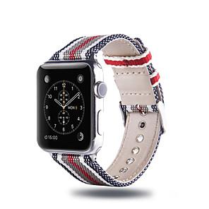 ieftine Colier la Modă-Uita-Band pentru Apple Watch Series 5/4/3/2/1 Apple Catarama Clasica Nailon Curea de Încheietură