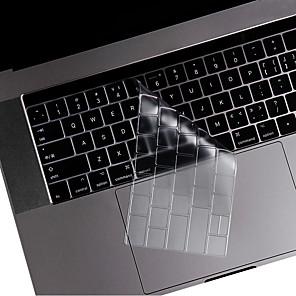 """povoljno MacBook Pro 15"""" maske-TPU Zašitna folija za tipkovnicu Za Apple New MacBook Pro 13'' (bez touch bara) / New MacBook Pro 13'' s touch barom / New MacBook Pro 15'' s touch barom Engleski"""