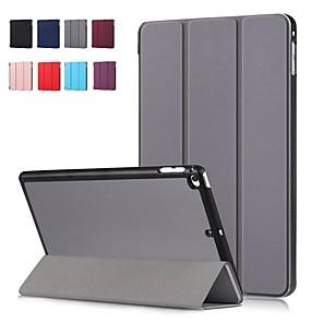 ieftine Carcase iPad-Maska Pentru Apple iPad Mini 5 / iPad Mini 4 Anti Șoc / Întoarce / Origami Carcasă Telefon Mată Greu PU piele
