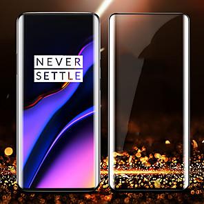 Недорогие Защитные пленки для Samsung-OnePlusScreen ProtectorOne Plus 7 Pro Уровень защиты 9H Защитная пленка для экрана 1 ед. Закаленное стекло