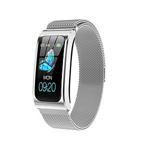 povoljno Pametni satovi-BoZhuo A12 Muškarci žene Smart Narukvica Android iOS Bluetooth Vodootporno Heart Rate Monitor Mjerenje krvnog tlaka Kalorija Informacija Štoperica Brojač koraka Podsjetnik za pozive Mjerač sna
