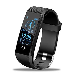 ieftine Cuarț ceasuri-Bărbați Ceas digital Fitness Watch Piloane de Menținut Carnea Exterior Rezistent la Apă Silicon Negru / Albastru / Roșu Piloane de Menținut Carnea - Negru Rosu Albastru Un an Durată de Viaţă Baterie