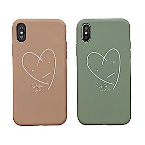 Недорогие Универсальные чехлы и сумочки-чехол для яблока смайлик любовь шаблон мобильного телефона подходит для iphone6 / 6s / 6splus / 7 / 7plus / 8 / 8plus / x / xr / xs / xsmax