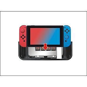 ieftine Accesorii Nintendo Switch-kituri de accesorii joc / protector de carcasă controler de joc pentru comutatorul Nintendo, kituri de accesorii pentru jocuri creative / controler de joc carcasă protector pvc (clorură de polivinil)